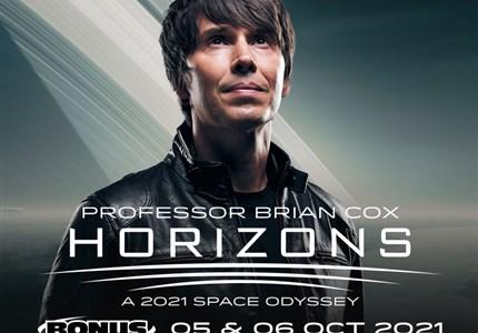 A picture of Professor Brian Cox