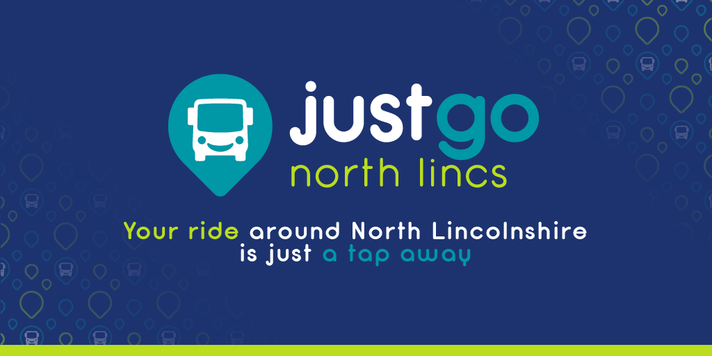 JustGo North Lincs - Your ride around North Lincolnshire is just a tap away.