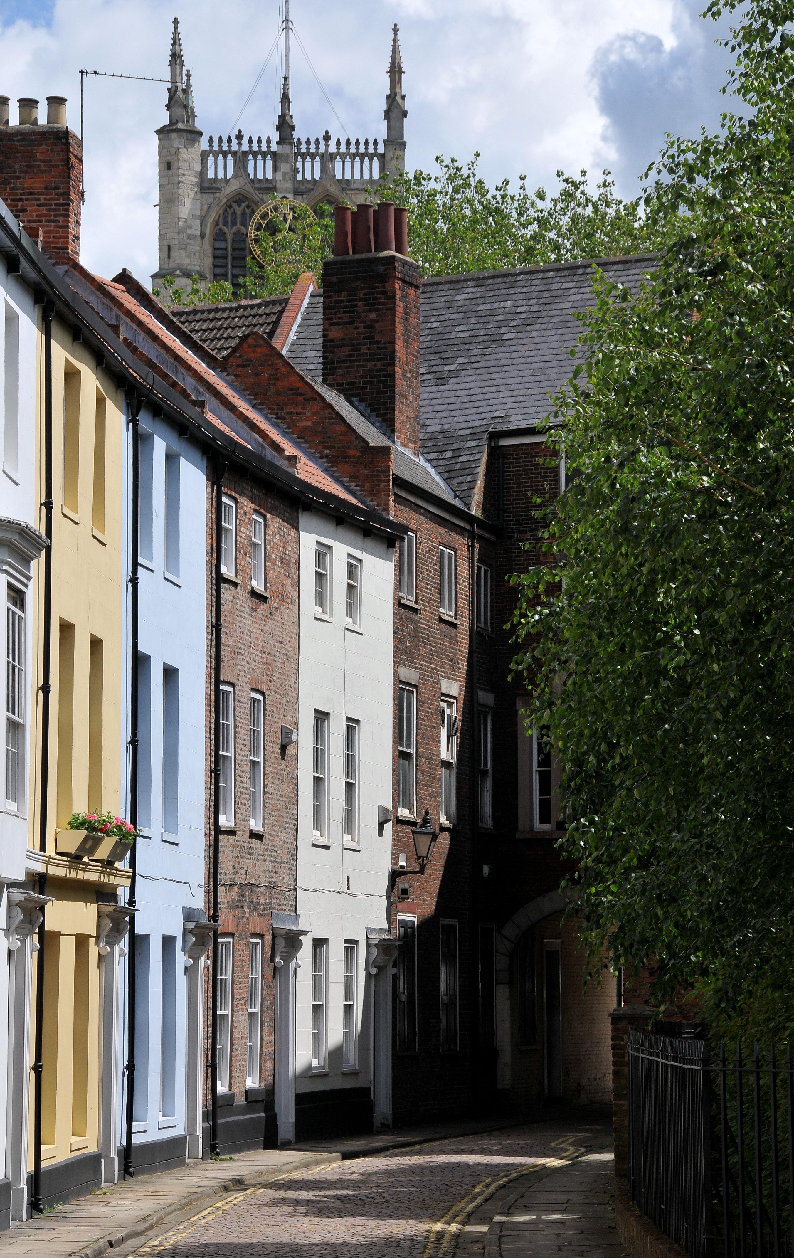 Princes Street in Hull